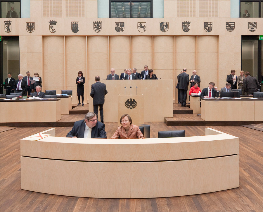 Im Bundesrat