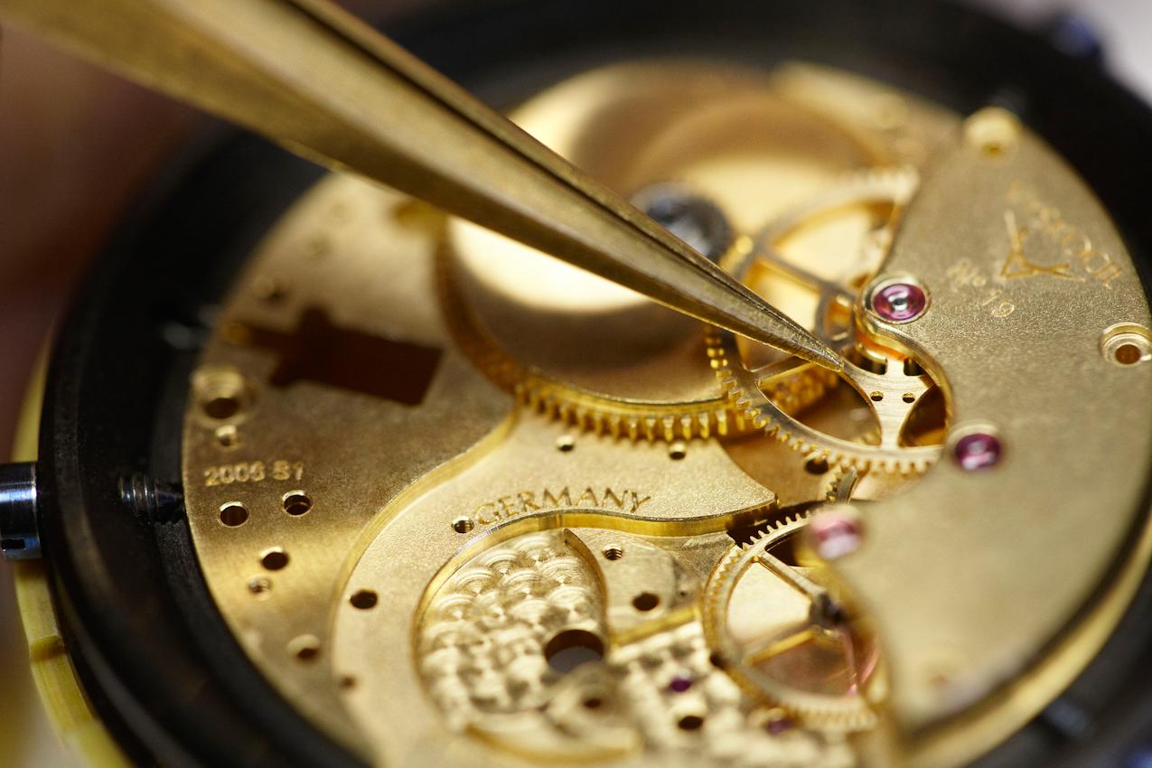 Uhrmacher  Uhrmacher | Ein Tag Deutschland