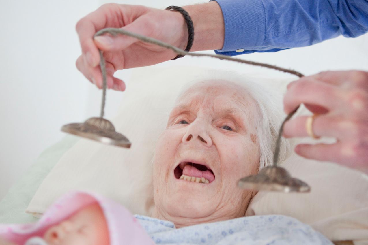 Ein Tag entfernt Erwachsenenpflege Demenz