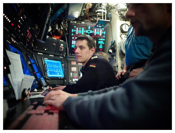 Im U-Boot 1
