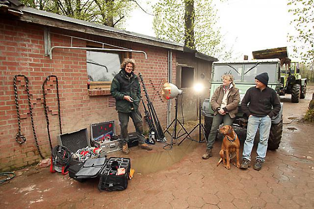 Making-of: Ein Tag Deutschland