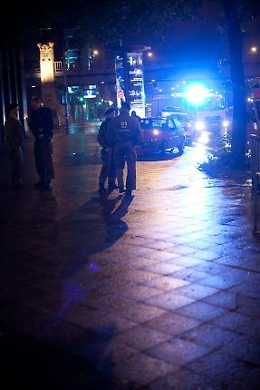 Polizeieinsatz 2