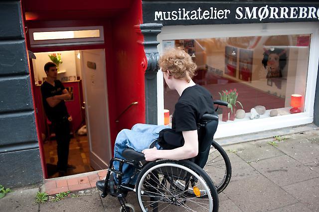 Partnersuche für behinderte und nichtbehinderte