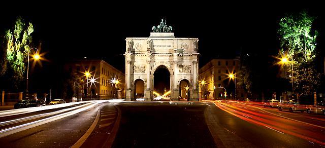 München bei Nacht 2