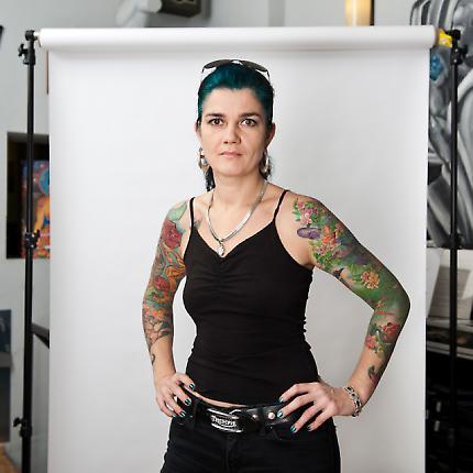Tattoo-Studio 1