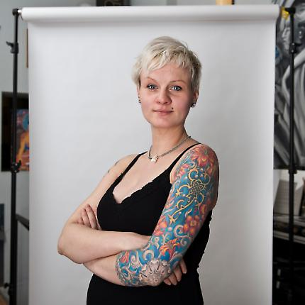 Tattoo-Studio 2