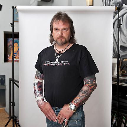 Tattoo-Studio 5