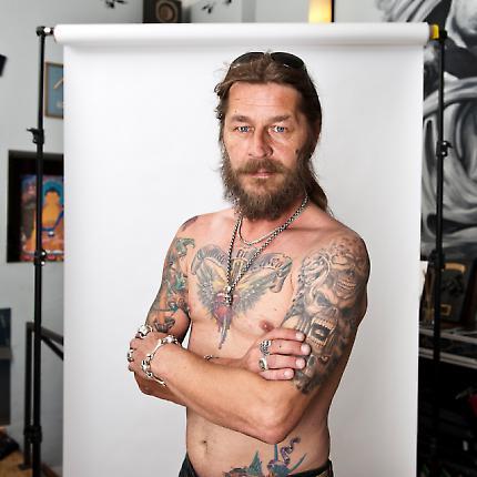 Tattoo-Studio 7