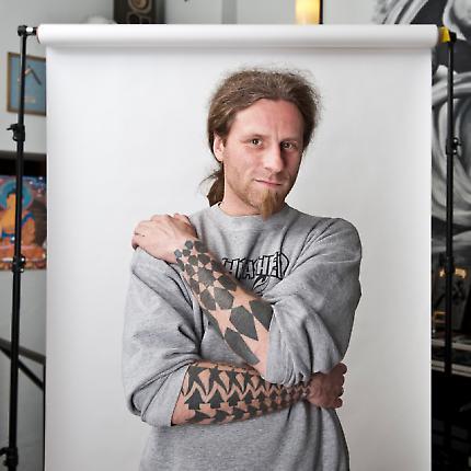 Tattoo-Studio 9