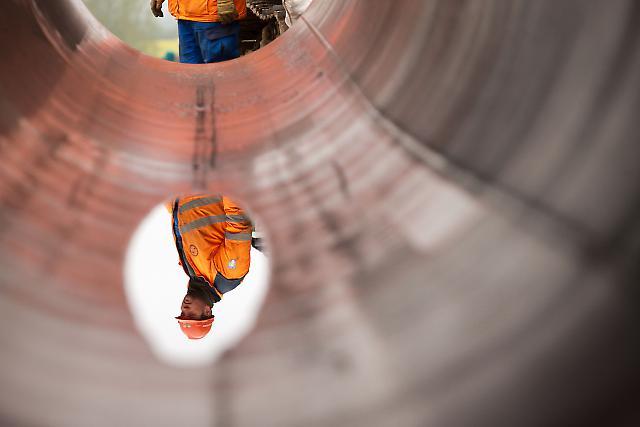 Ostsee-Pipeline-Anbindungs-Leitung 9