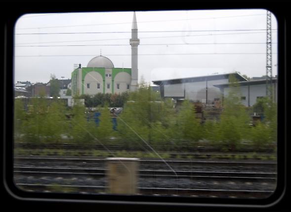 Zugfahrt 6