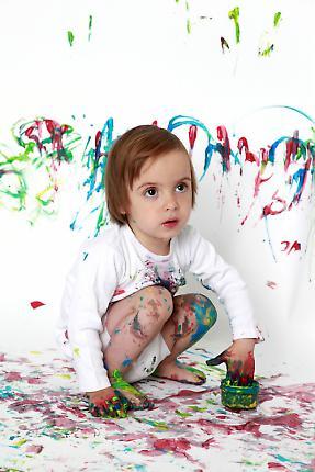 Kleine Künstler 8